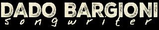 Dado Bargioni Official Website